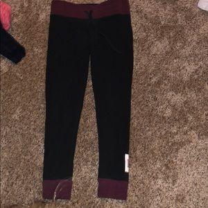 PINK yoga pant leggings
